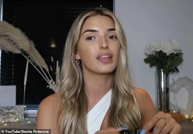 Sasha Attwood, 25, says she was targeted by sick internet trolls who sent her messages like 'I hope you get cancer and die' and 'I hope you die in a car crash' during last month's tournament