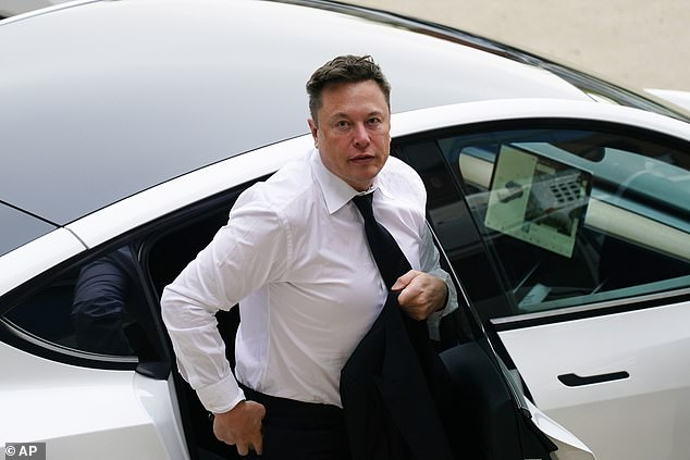 A new book reveals Elon Musk's explosive temper during the development of Tesla's Model X SUV in 2016
