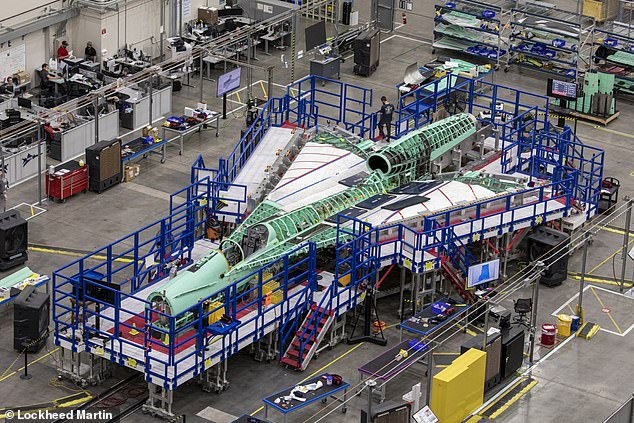 Later this year, Lockheed Martin plans to ship the X-59 to a sister facility in Ft. Worth, Texas, where ground testing will be done to ensure the aircraft can withstand the loads and stresses that typically occur during flight