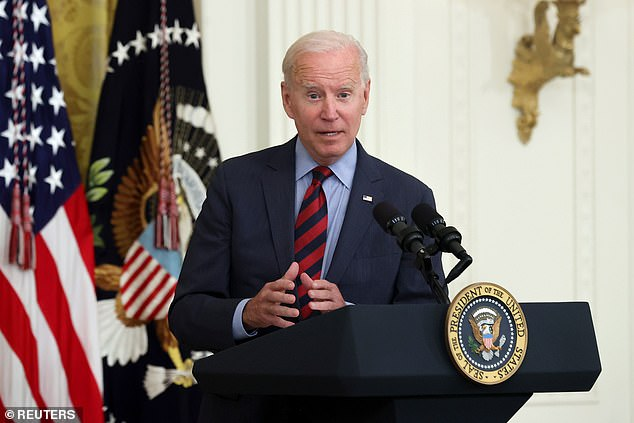 President Joe Biden admitted new CDC order may be unconstitutional