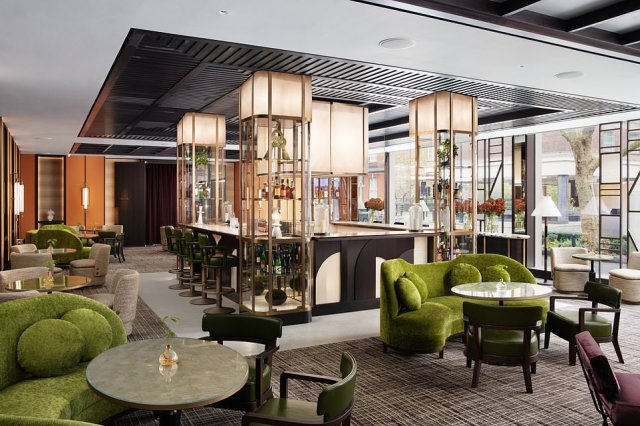 Nobu London Portman Square 'exudes confidence' and has a minimalist aesthetic that has a 'wonderfully calming effect'