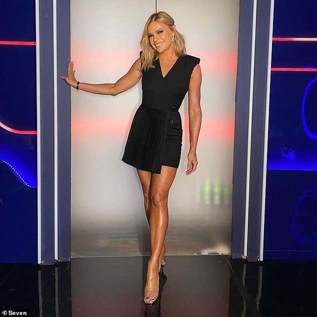 Speaking out: The Voice host Sonia Kruger hit back at claims Australians have NO talent this week in a new interview - and revealed what surprised her most about coach Rita Ora