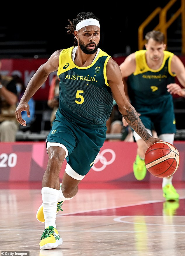 The Australian Boomers' dream of winning an Olympic gold medal has been shattered but the team can still come away with a bronze as they prepare to face off with Slovenia