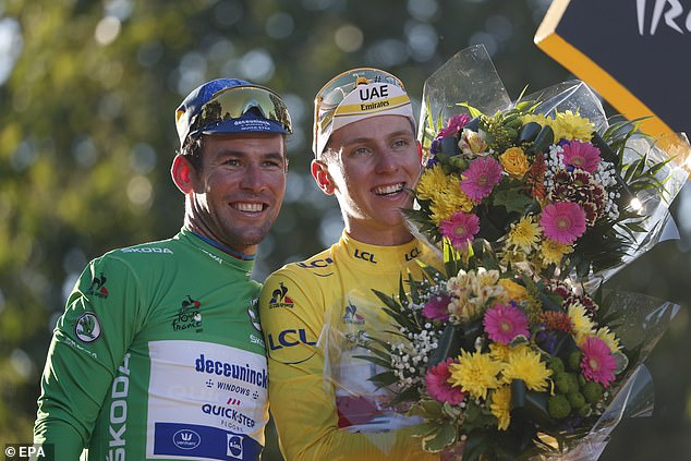 Walls doesn't get the credit he deserves and is like Mark Cavendish (left) in a lot of ways