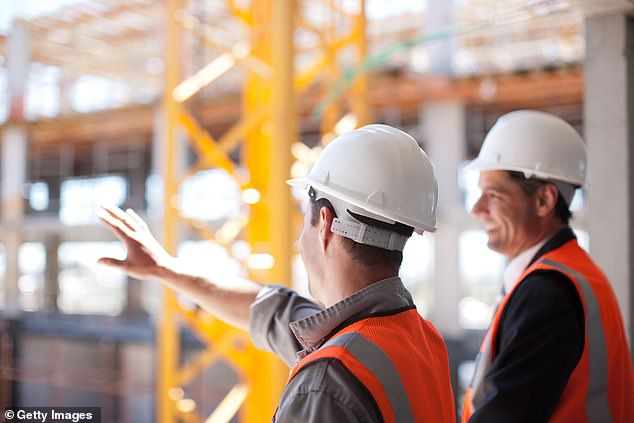 Many tradies listed their own gripes about clients, including one who had to redo an entire job after a customer changed their mind (stock image)
