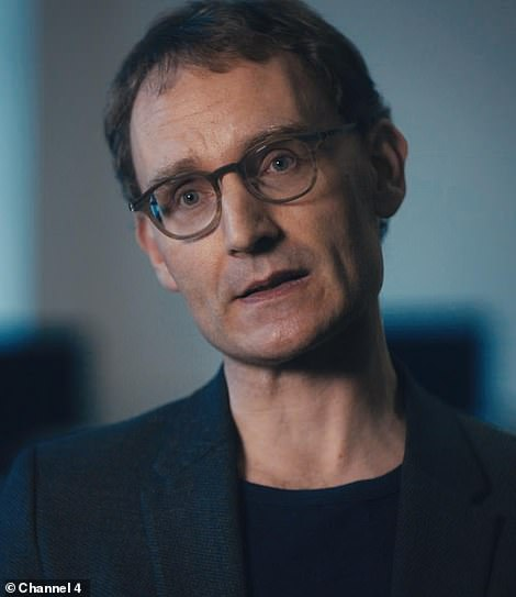 SAGE member 'Professor Lockdown' Neil Ferguson (pictured) — who's grim modelling led to the first lockdown — said he now believes the pandemic is something the UK will be able to manage with vaccines rather than 'crisis measures'