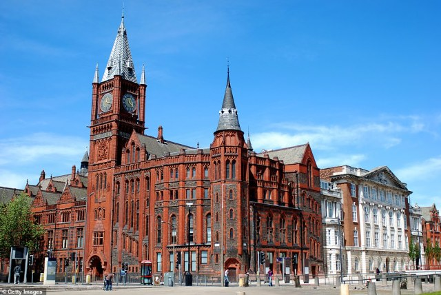 Revelation: Liverpool's Victoria Gallery & Museum is within walking distance of the accommodation