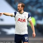 Harry Kane finally reports back to Tottenham's training ground and is set to train on his own 💥👩💥