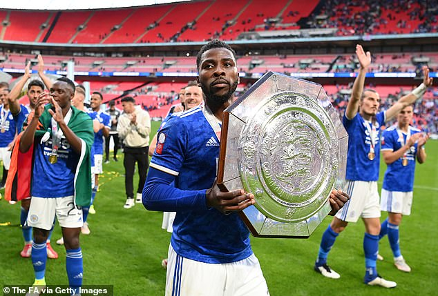 Kelechi Iheanacho was the hero as Leicester beat Man City to win the Community Shield