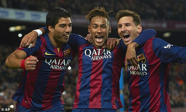 Messi is expected to reunite with old Barcelona teammate and friend Neymar at PSG