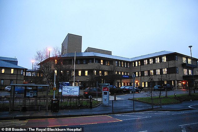 Mr Lynch was admitted to The Royal Blackburn Hospital, Lancashire and died after weeks of being treated on the intensive care unit