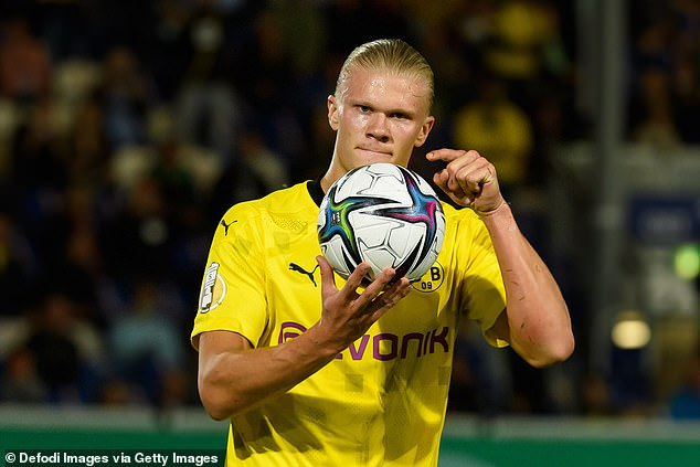 Erling Haaland is a man in demand with likes of Chelsea, Real Madrid, Manchester City linked