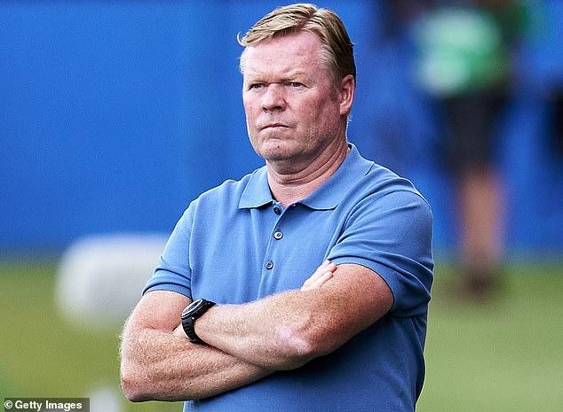 Barca boss Ronald Koeman will be wary of Pedri potentially suffering from burnout/injury