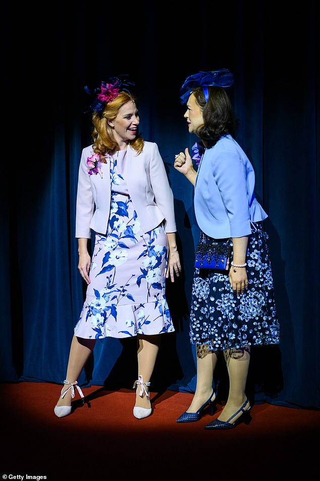 Sisters:Jenny Rainsford is Princess Beatrice and Eliza Butterworth is Princess Eugenie - Fergie and Andrew's daughters