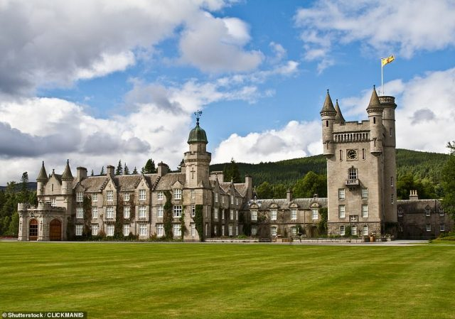 The Duke today travelled to Scotland to join other members of the royal family for the tradition summer stay at Balmoral. The Queen, on her first trip to the castle after the death of her husband Prince Philip, arrived yesterday to a guard of honour in a small ceremony outside the castle gates
