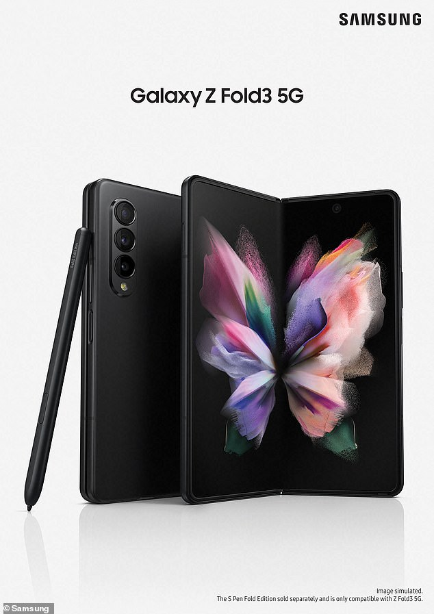 Samsung has brought S Pen functionality to Galaxy Z Fold3. 'This is Samsung's best S Pen experience yet', the firm says