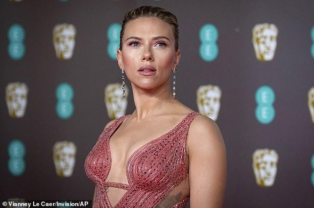 'Black Widow' star Scarlett Johansson says going after perpetrators of deepfake porn is a 'useless pursuit'