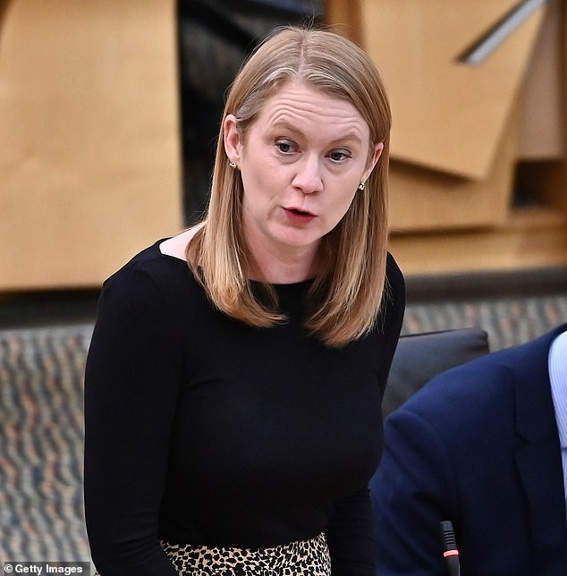 Scottish education secretary Shirley-Anne Somerville said: ¿This guidance outlines how schools can support transgender young people while ensuring that the rights of all pupils are fully respected'