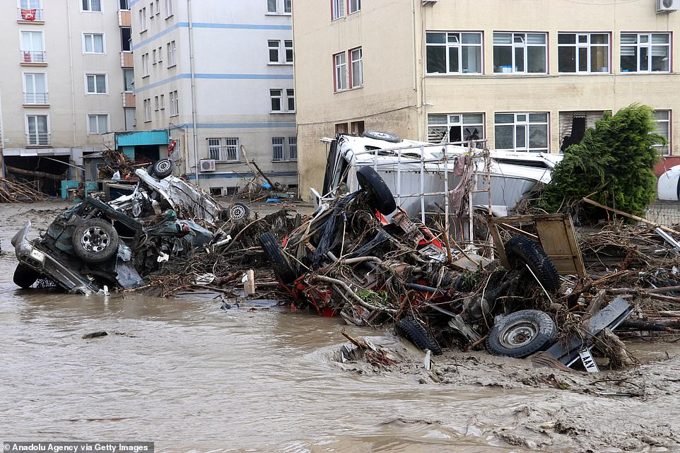 World scientists believe that natural disasters like those in Turkey are becoming more intense and frequent because of global warming and climate change
