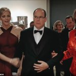 Princess Charlene and Prince Albert of Monaco pack on the PDA in palace video 💥👩💥
