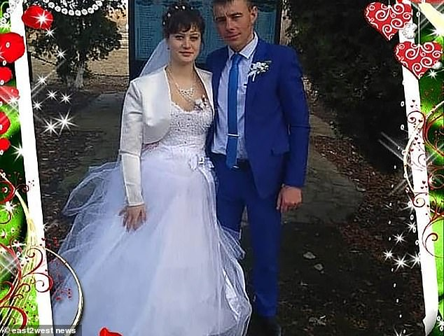 Police are investigating Darina Gorova, 18, and her husband Ivan Gorov, 29, for pre-meditated murder following the incident. If convicted, they could face between seven and 15 years in jail