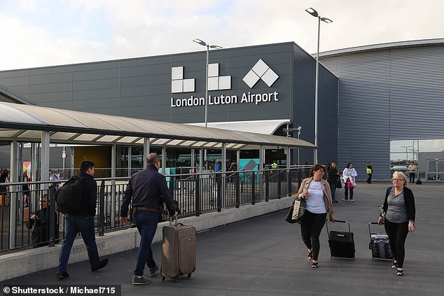At Luton, the Ibis Budget has small, sleek rooms a short walk from the terminal
