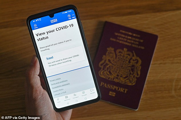 As most reading this will know, as soon as you've been jabbed it's logged on your medical records. If you have the NHS app ¿ as very many of us do ¿ it appears on there, magically, as proof. And you can wave this at a passport official, nightclub bouncer, or anyone else who wants to check your vaccine status