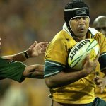 Wallabies star Toutai Kefu fights for his life in hospital after being STABBED by home invaders 💥👩💥