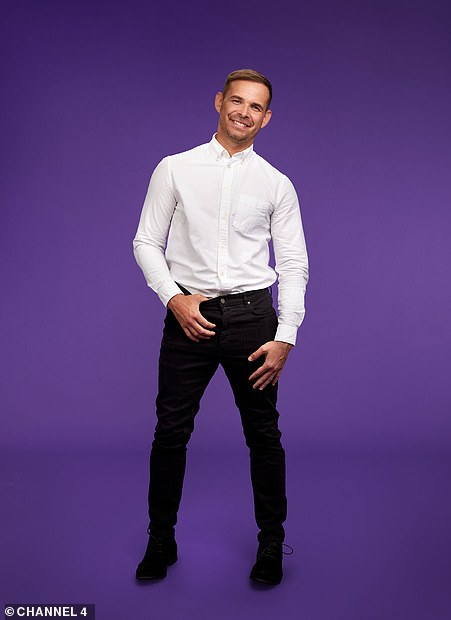 Married At First Sight UK contestant Luke