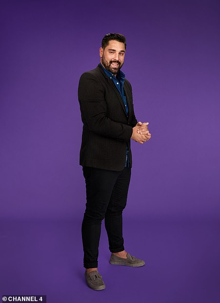Married At First Sight UK contestant Robert