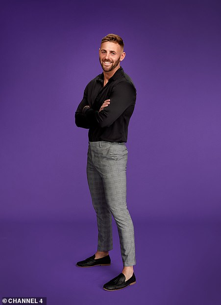 Married At First Sight UK contestant Adam