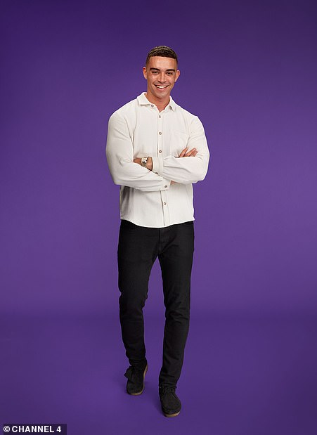 Married At First Sight UK contestant Ant