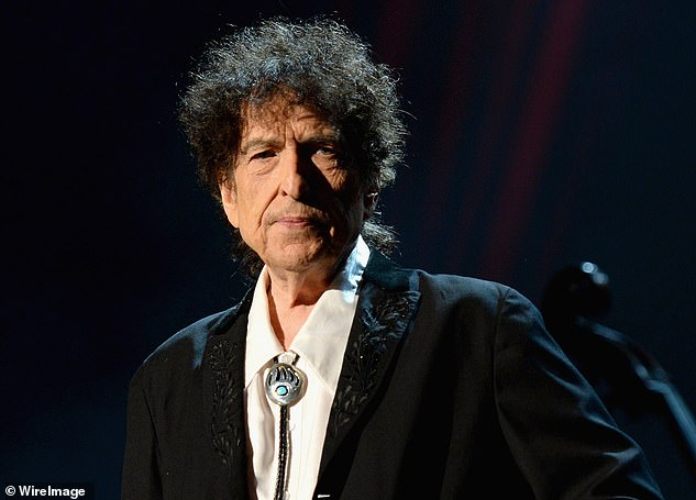Dylan, pictured in 2015, is being sued by a woman who claims he sexually abused her in 1965 when she was 12