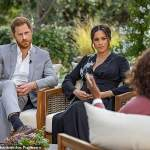 Prince Harry and Meghan Markle slammed by royal fans for only sharing American organisations 💥👩💥