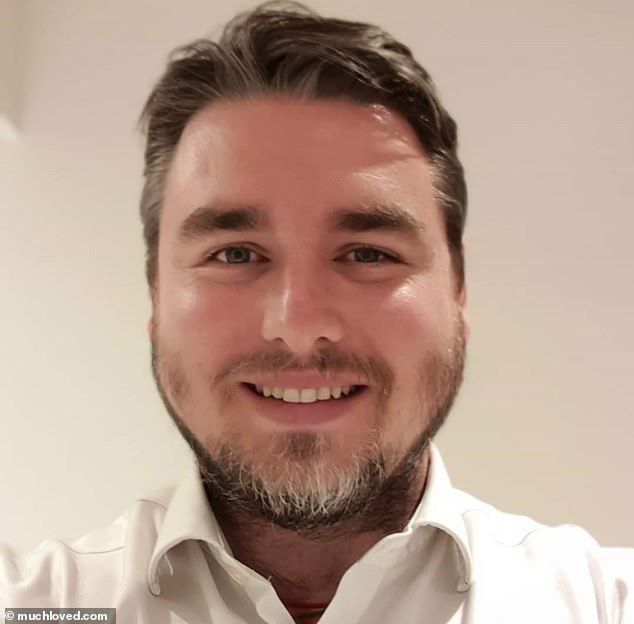 Software engineer Patrick Lismore, 36, from Belfast, was discovered in the hallway of his £350,000 Hampshire home after a neighbour woke to the sound of dogs barking and his young son crying