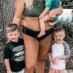 'Morbidly obese' mother-of-three drops 105lbs after $4,800 weight loss surgery 💥👩💥