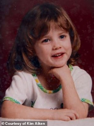 Abuse: Britney (pictured as a child) was reported to have been sexually abused by her grandmother's boyfriend when she was a girl.