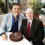 Matt Lucas displays weight loss as he reunites with David Walliams to celebrate his 50th birthday 💥👩💥