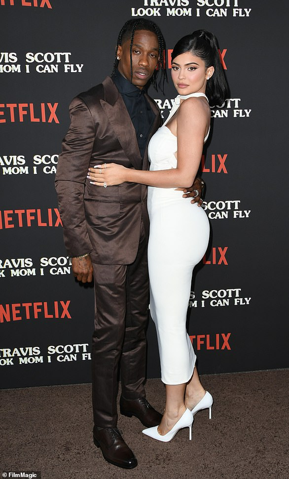Baby Steps: ET reported in May 2021 that the former couple were 'messing around and having fun together,' though they weren't officially together; seen in 2019