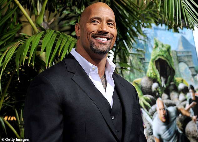Making big bucks:Johnson is being well-compensated for all his work though. He is the second highest-paid actor in the world according to Variety , trailing only Daniel Craig