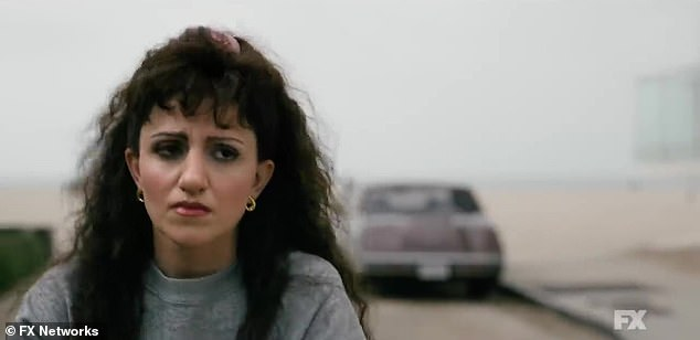 The trailer for the show also features Annaleigh Ashford as Paula Jones: Another woman who accused President Bill Clinton of sexual harassment