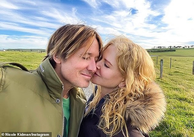 'We're kind of climbing the walls': Nicole Kidman revealed to Richard Wilkins on Weekend Today on Saturday how her family have been coping while in lockdown