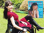 Model Tara Moss reveals her struggle with chronic pain after a hip injury
