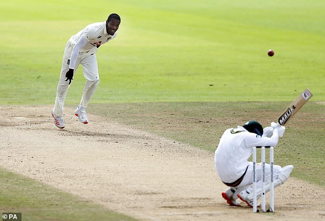 It is frustrating to be missing out on so much Test cricket, as well as the T20 World Cup