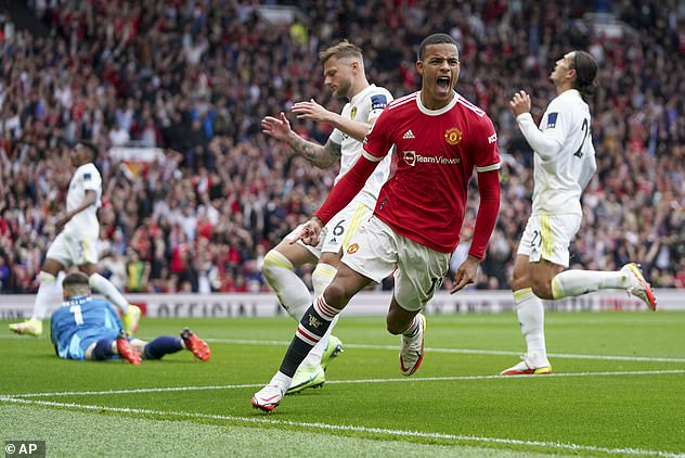 Greenwood's strike against Leeds meant he became the third United player to score 30 goals before his 20th birthday, trailing only Norman Whiteside and George Best