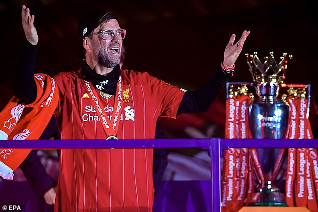 Carragher claims there is no other manager that could have achieved Klopp's success