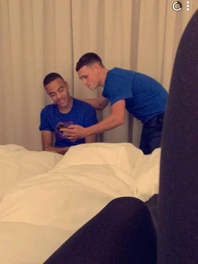Greenwood is set to return to the England squad for the first time since being sent home from Iceland last yearfor breaking strict Covid protocols to invite Icelandic girls back to their hotel