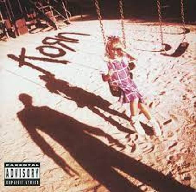 Justine Ferrara, who featured on the swing from KoRn's self-titled album, was six-years-old in 1994 when the picture was taken