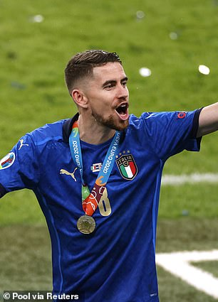 He followed up that success by winning the European Championships with Italy this summer
