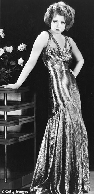 Icon: Bow is seen in 1931 film No Limit